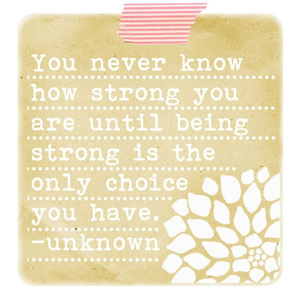 Strength Quotes for WomenInfertility In Women Quotes