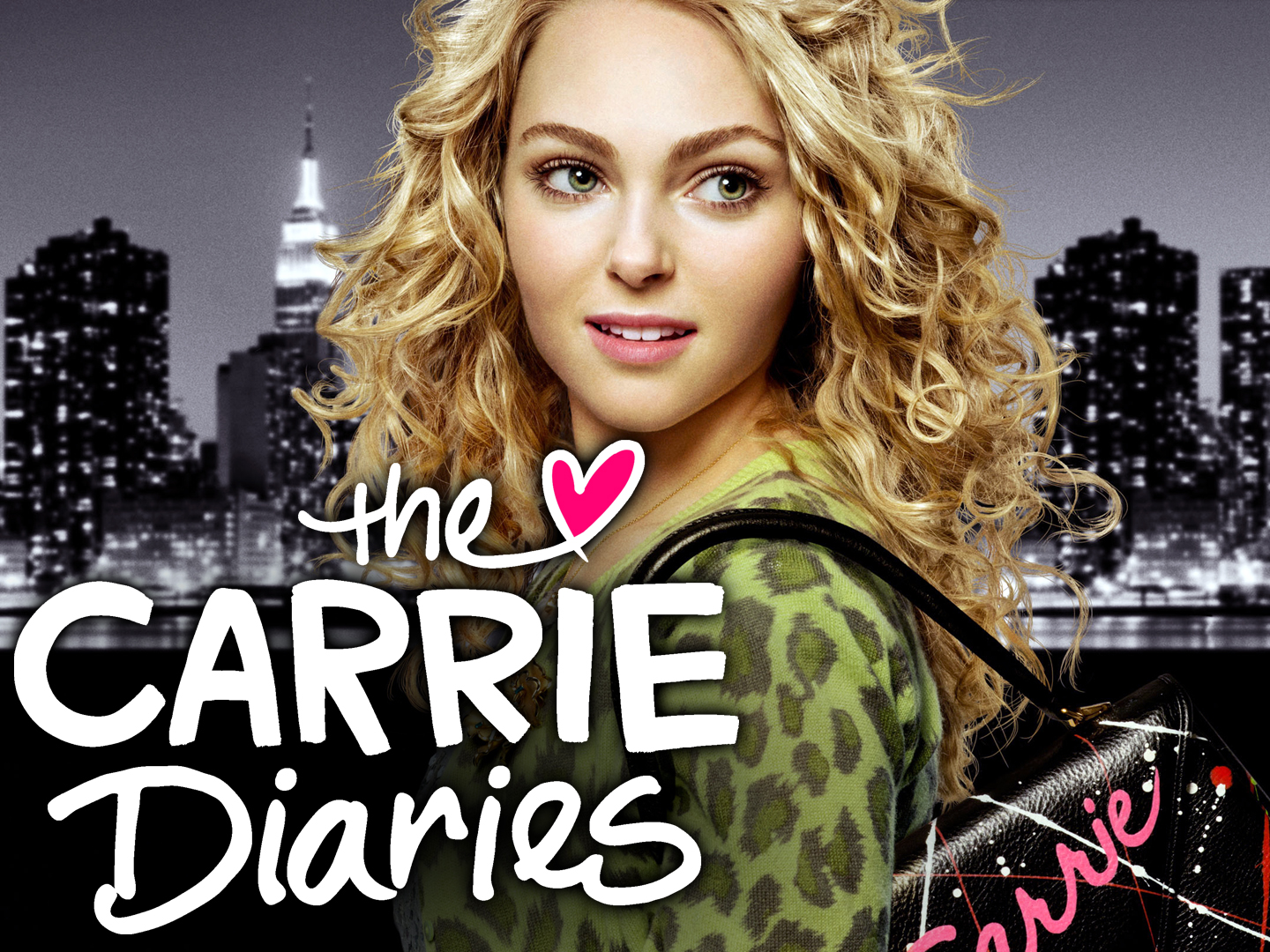 carrie diaries CW Annasophia Rob