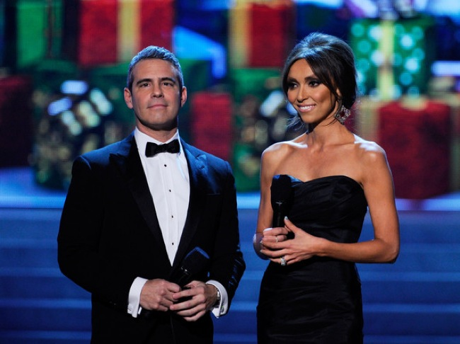 Giuliana-Rancic-Andy-Cohen-Miss-Universe-2012