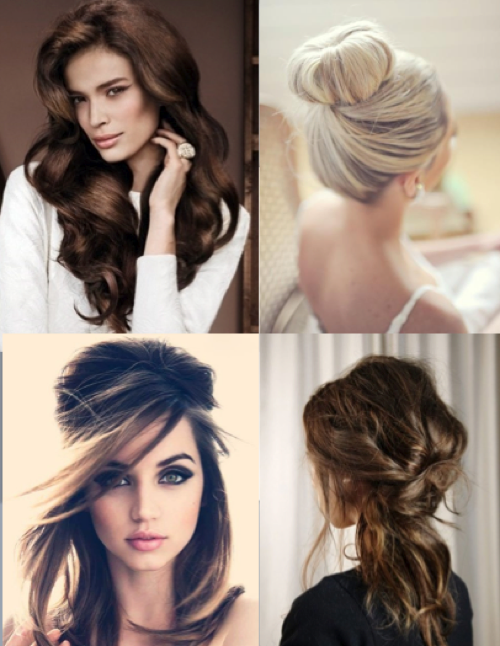 Hairstyles for Special Occasion