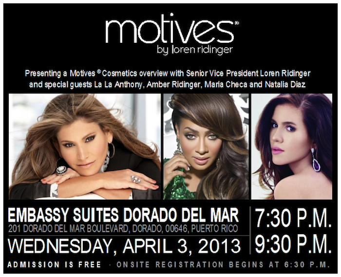 Motives Cosmetics Puerto Rico - Puerto Rico Makeup Brands