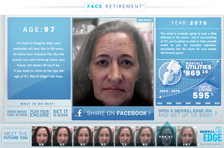 Face Retirement App - Face Retirement App Bank of America