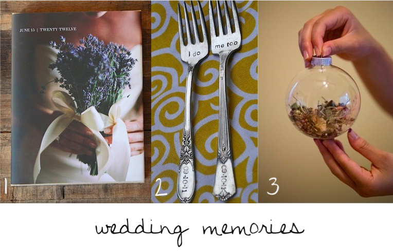 Wedding Keepsake Ideas For Amber Duane