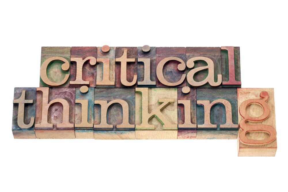 critical thinking in everyday life situations