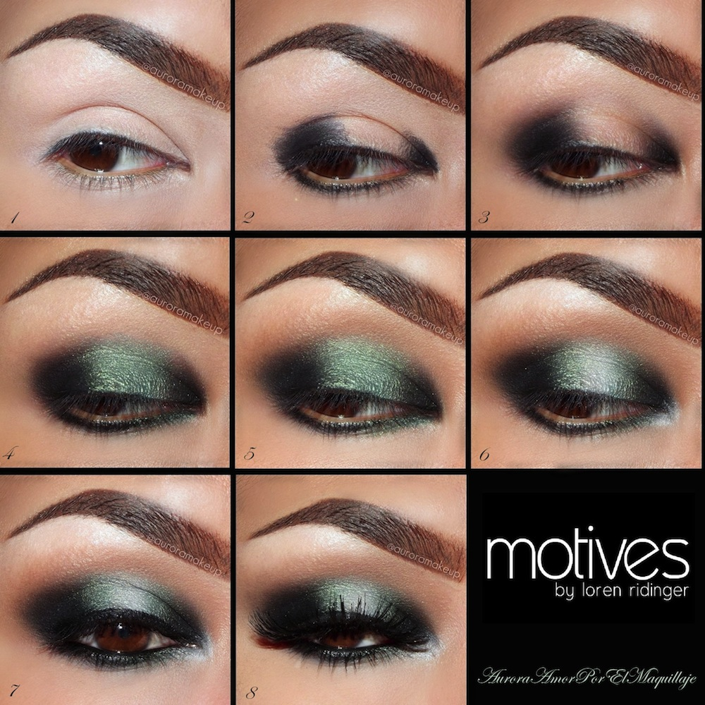 Maquillaje Motives Makeup Tutorial