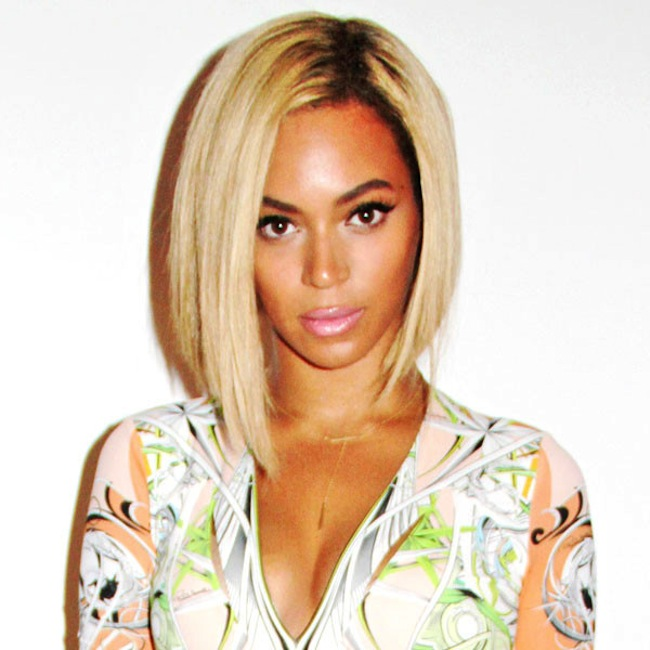 For even more pictures of Beyonce's bob cut , check out her Tumblr ...