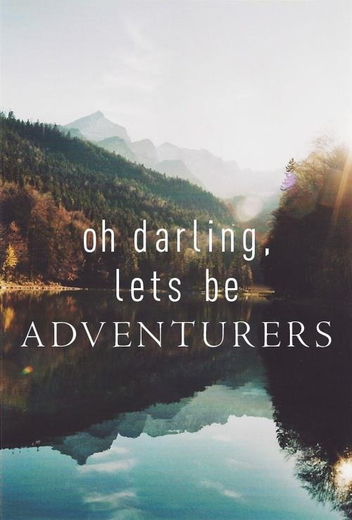 Quotes On Adventure Inspiration Loren's World  Loren's World Latest Beauty Trends Lifestyle