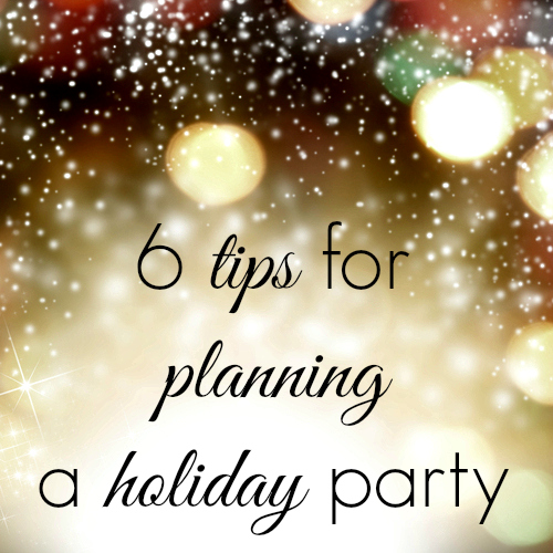 Planning Christmas Party: Loren's World, Latest Beauty Trends