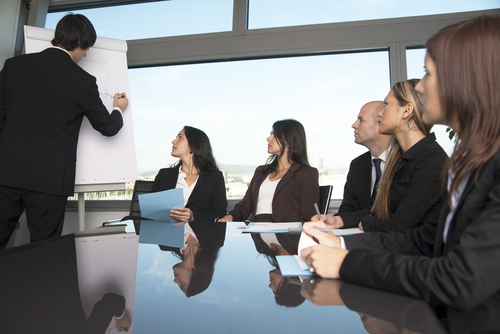 business meeting etiquette Personally, i think the business world could borrow a page from the book of  emily post, the maven of politeness and etiquette a good business meeting is  one.