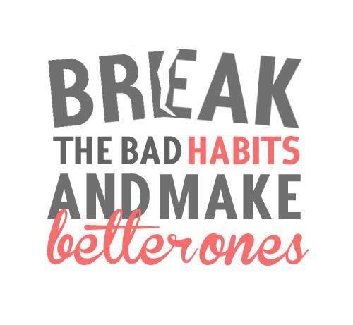 How to Break Bad Habits - YouTube