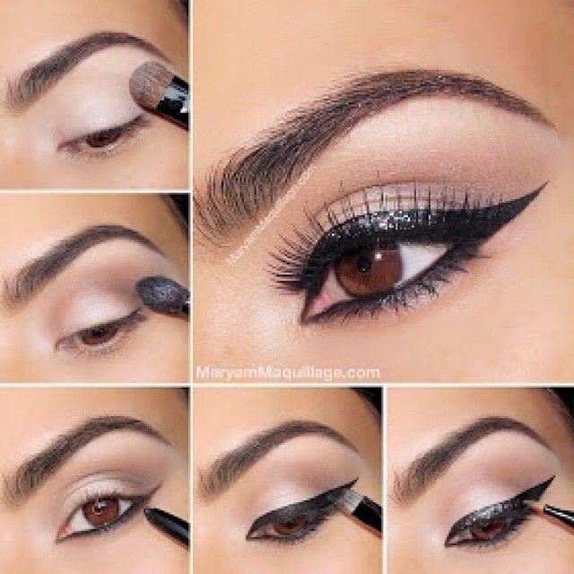 Cat Eyes How To Do Cat Eye Makeup