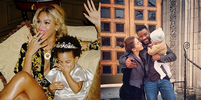 Stylish Celebrity Kids: Blue Ivy and Ayden