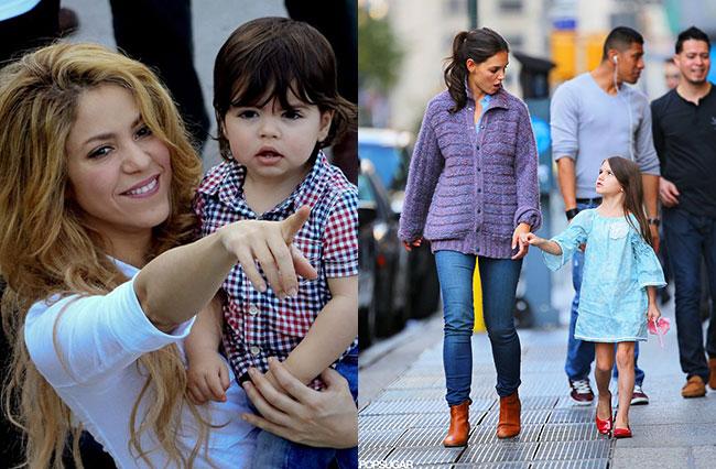 Stylish Celebrity Kids - Milano and Suri