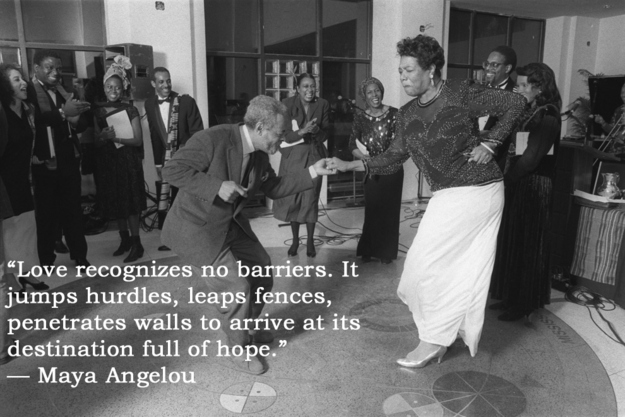 Remembering Maya Angelou | Loren's World