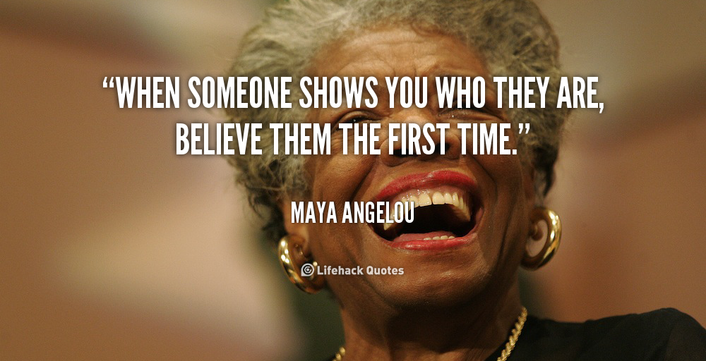 Maya Angelou Quotes And Sayings: Loren's World, Latest Beauty Trends