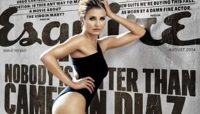 cameron diaz esquire cover august 2014