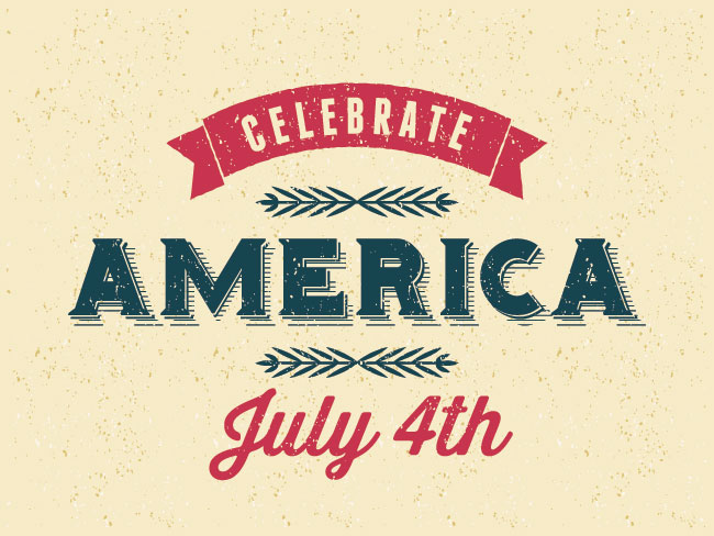 Fourth of July Free Printable Art