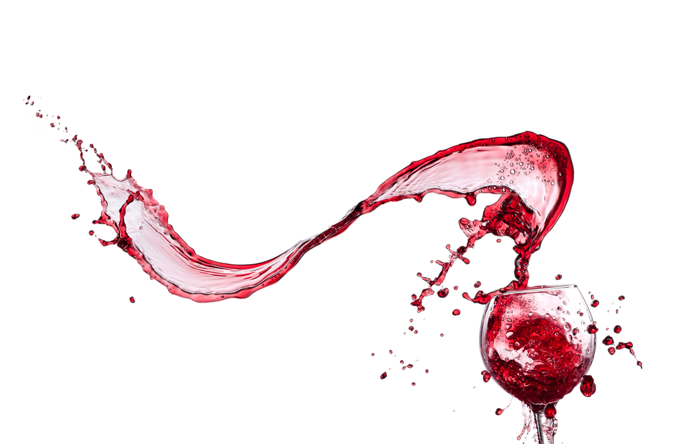 how to get wine stain out of white shirt