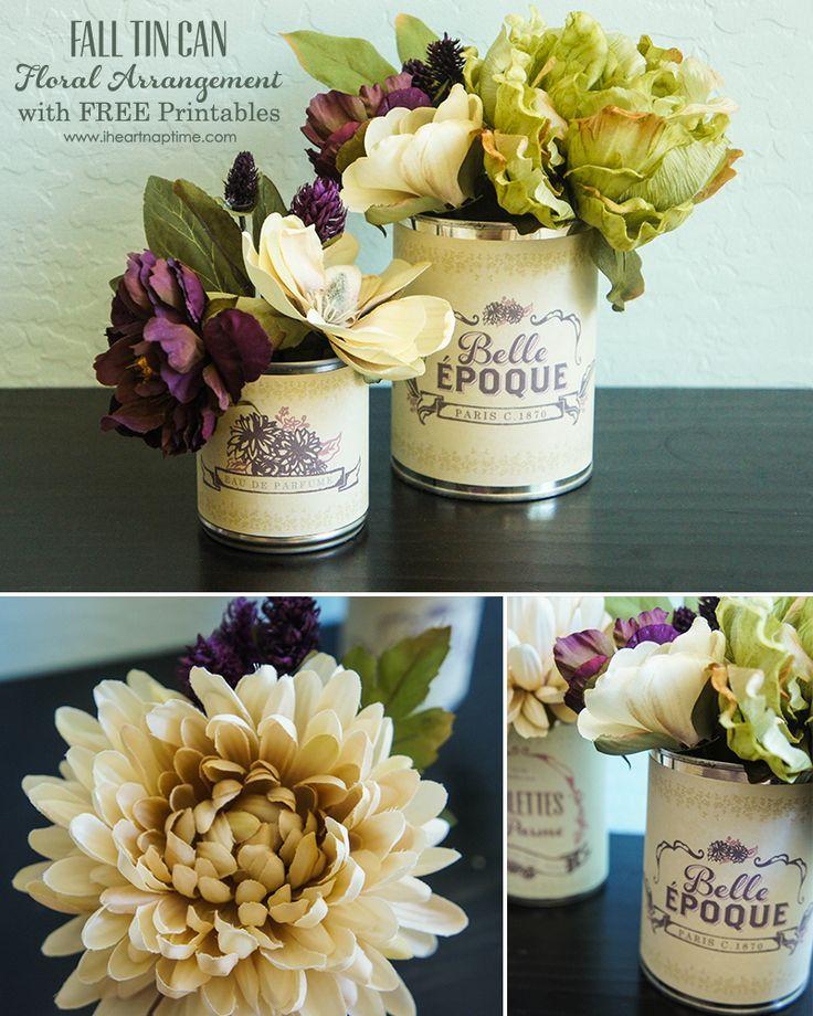 Fall Flower Arrangements DiyFlowers Ideas