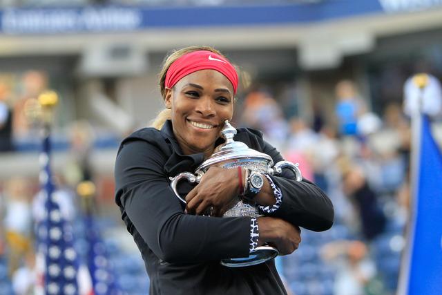 Serena Williams Wins US Open 2014