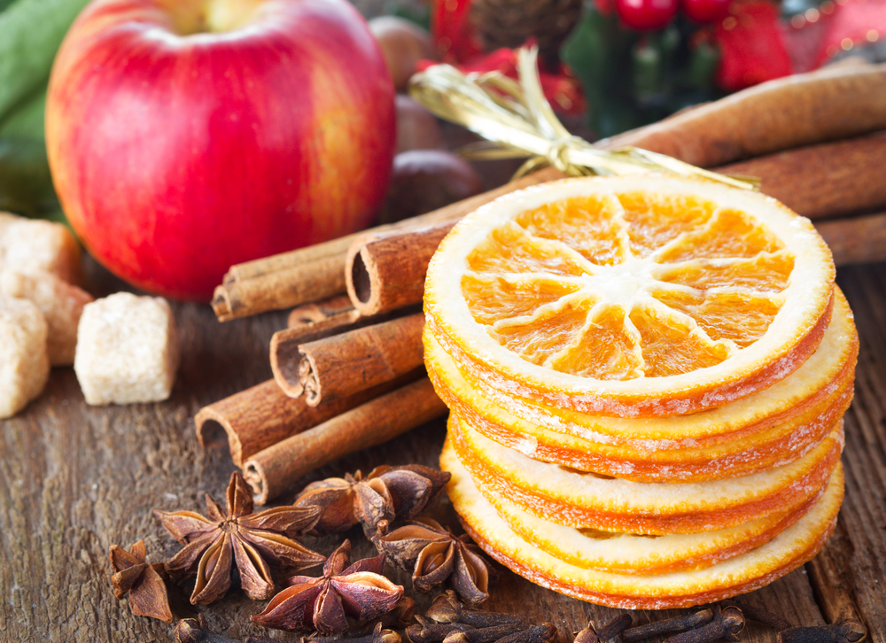 Natural Home Scents: Recipes to Try