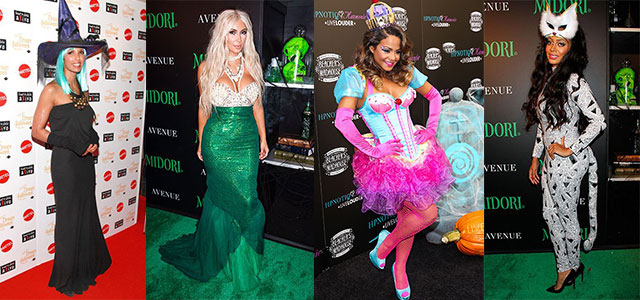 amazing celebrity halloween costume ideas 2013 2014 - Halloween Costume Celebrities
