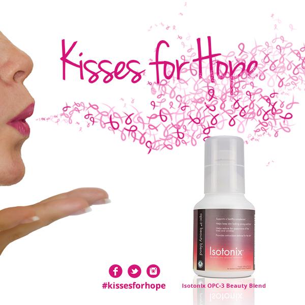 BCA Isotonix Kisses for Hope