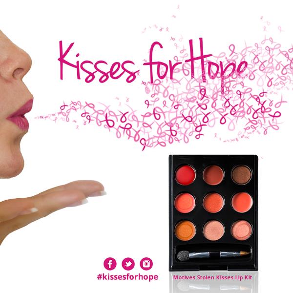 BCA Stolen Kisses #kissesforhope