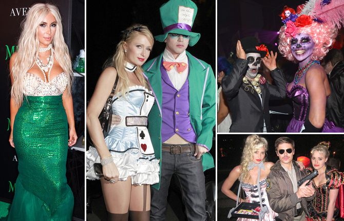 celebrity halloween costumes - Celeb Halloween Costume