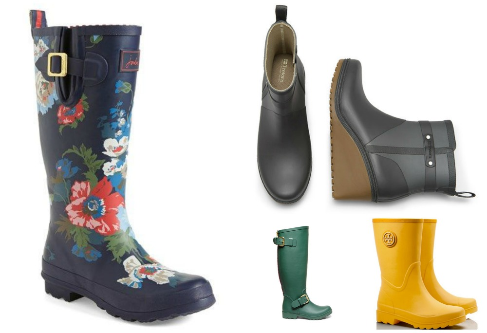 Stylish Rain Boots For Fall