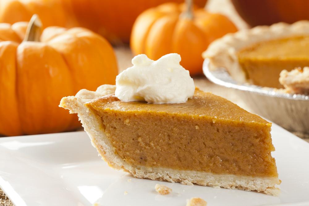 pumpkin pie recipe link