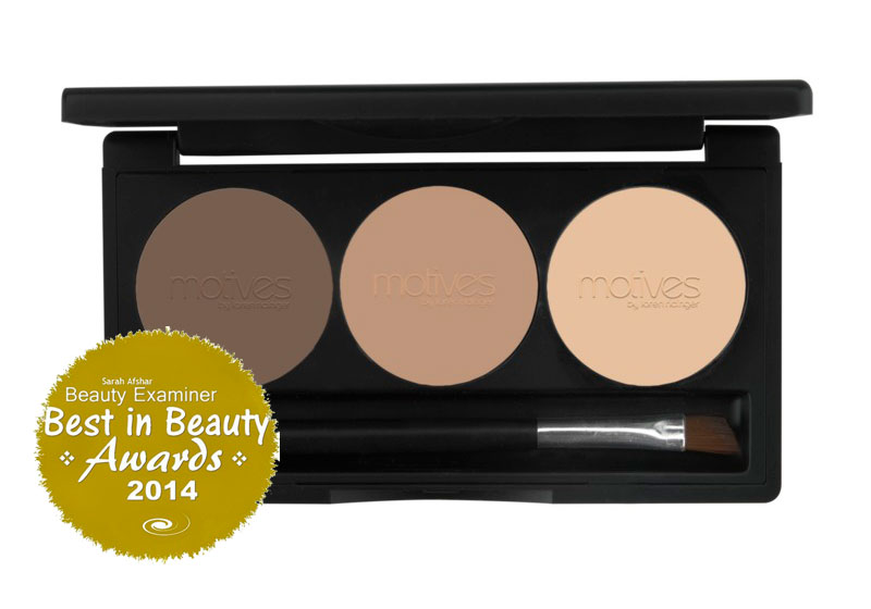 Motives-Brow-Kit-Award Best in Beauty Examiner.com