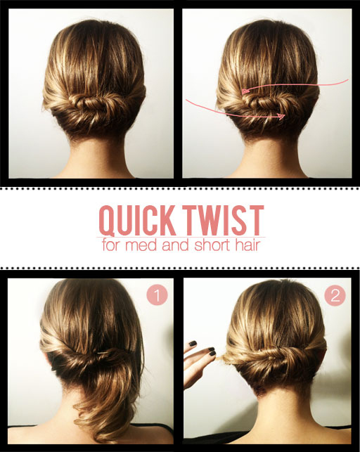 Short Hair Styles and Up Do ideas