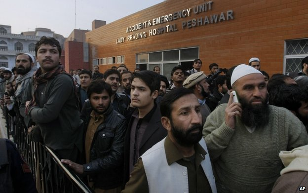 Taliban Attack on Pakistan School