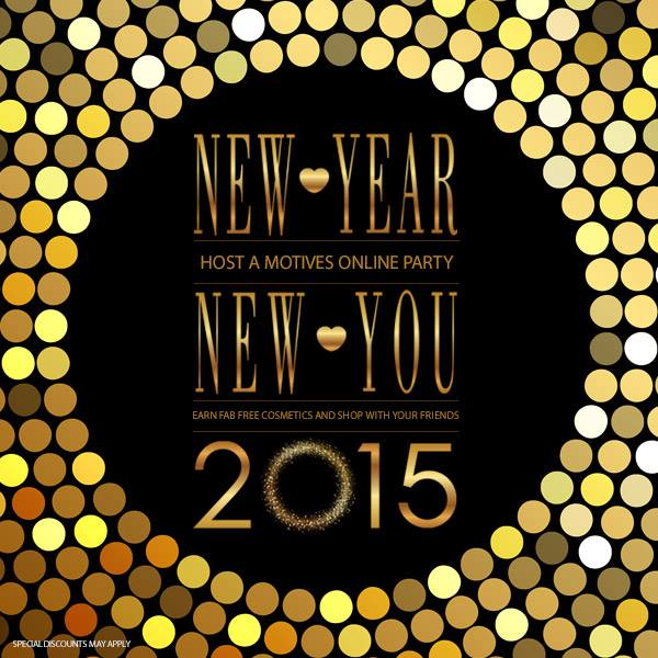 motives new year online parties