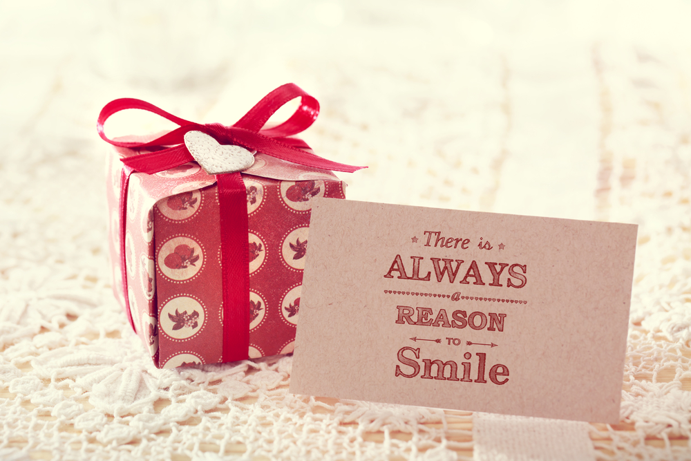 There is always a reason to smile quote