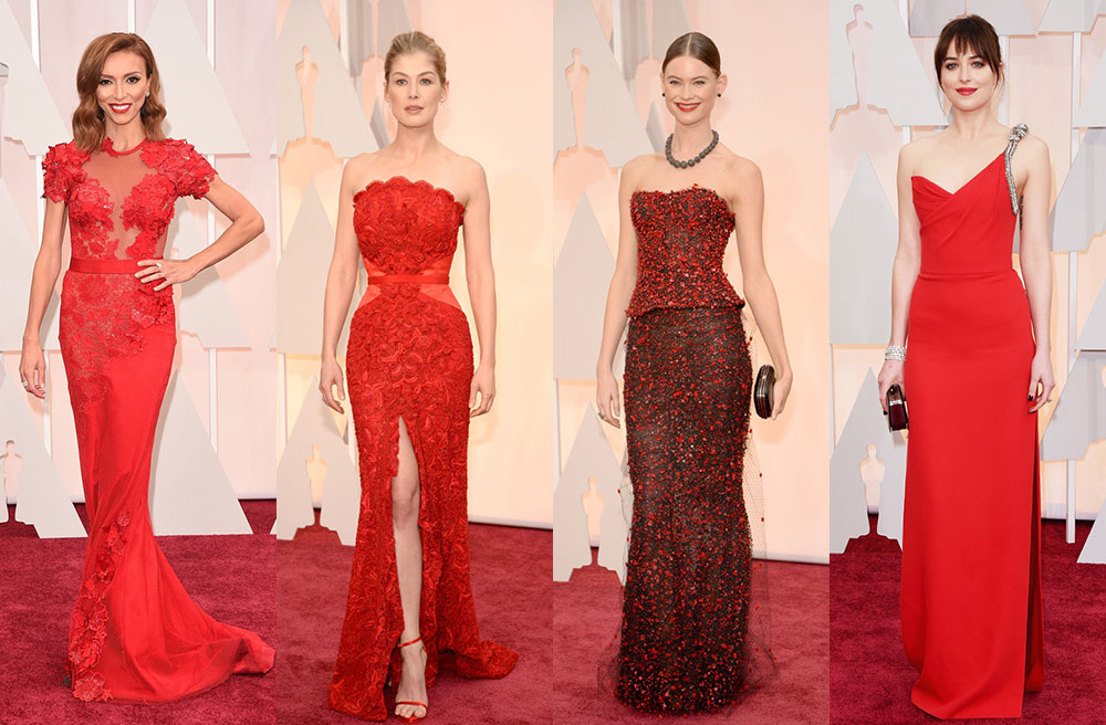 Red carpet fashion the 2015 academy awards aspire canada - Red carpet oscar dresses ...