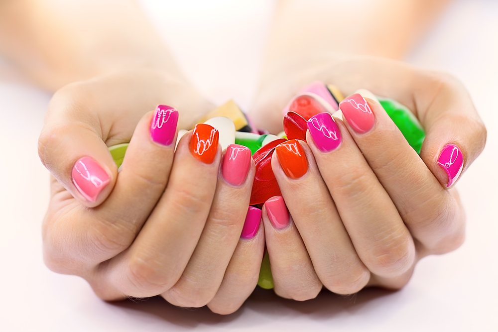 5 Nail Color Trends for Spring 2015