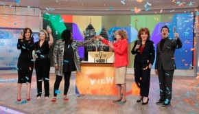 The View Celebrates 4000th Episode