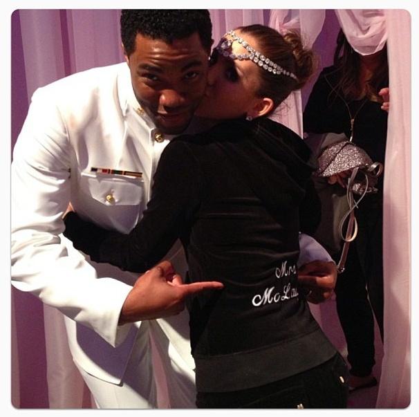 Amber & Duane's 2nd Wedding Anniversary