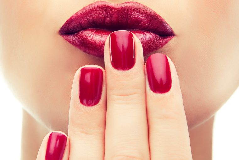 wine lips wine nails burgundy lips burgundy nails all natural cuticle oil treatment at home diy