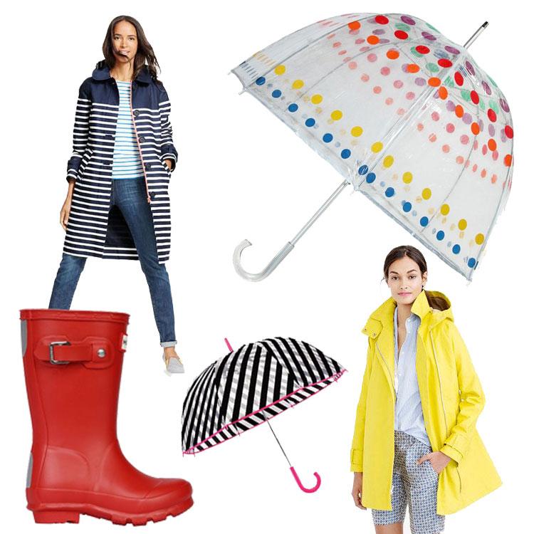 Cute Rainy Day: Adorable Rainy Day Gear