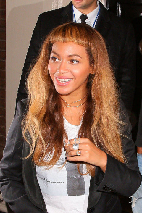 35 Long Hairstyles with Bangs - Best Celebrity Long Hair ...