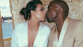 Kim_Kardashian_and_Kanye_West Expecting Second Child