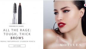 Motives Mineral Waterproof Eyebrow Pencil