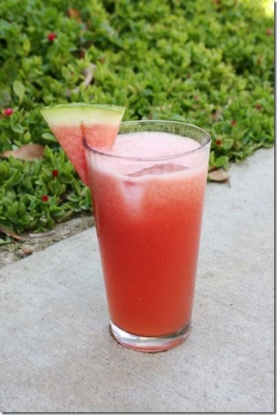 watermelon coconut water
