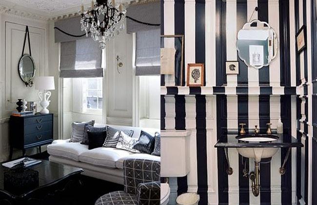 Black U0026 White Home Decor