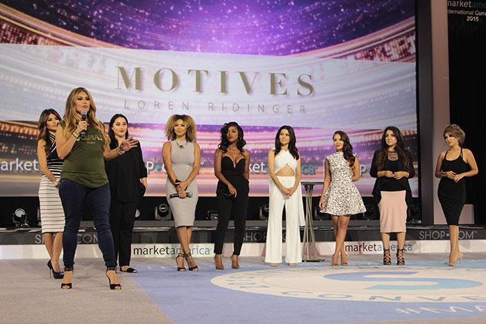 Loren Ridinger and the Motives Mavens at MAIC 2015