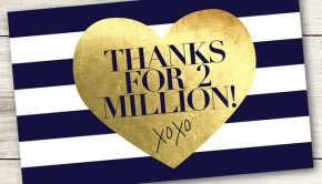 Motives Cosmetics Celebrates 2 Million Instagram Followers | Loren's World