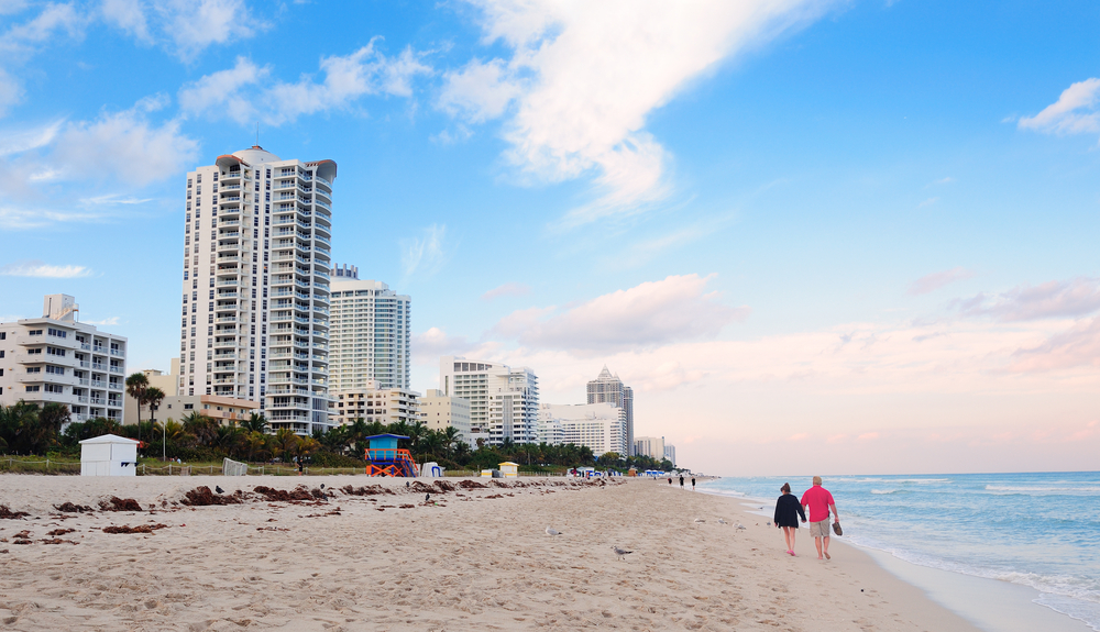 The best places to live in the u s for Best places to live in florida by the beach